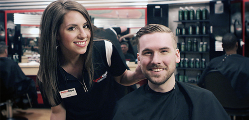 Sport Clips Haircuts of Kennesaw Haircuts